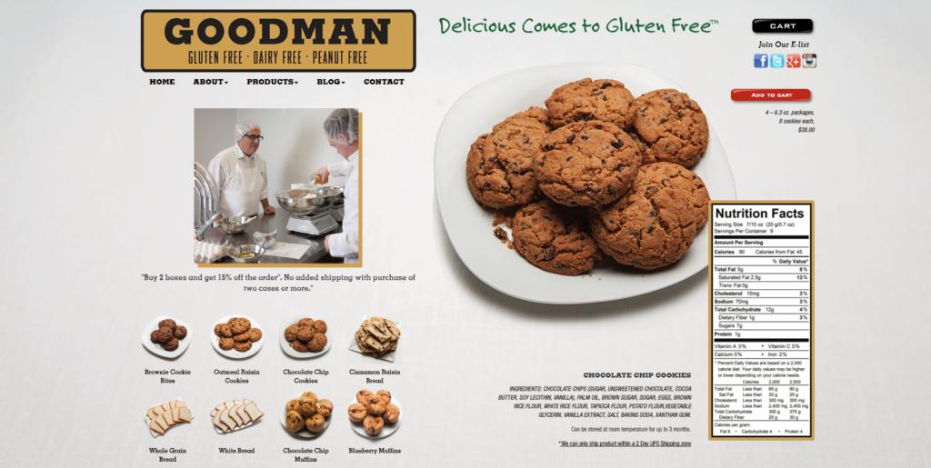 Goodman Gluten Free